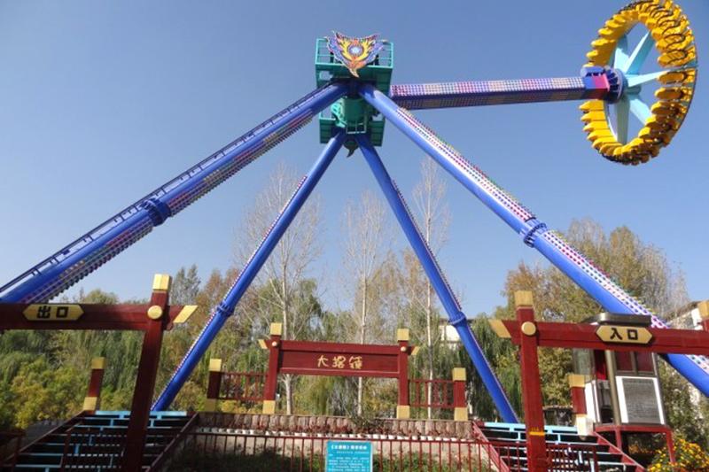 Big Pendulum Rides
