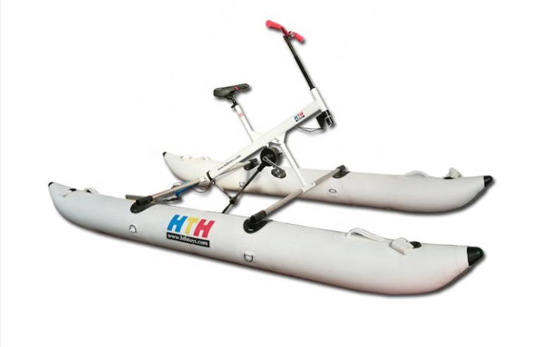 New design water bike sport water bike portable aqua bike