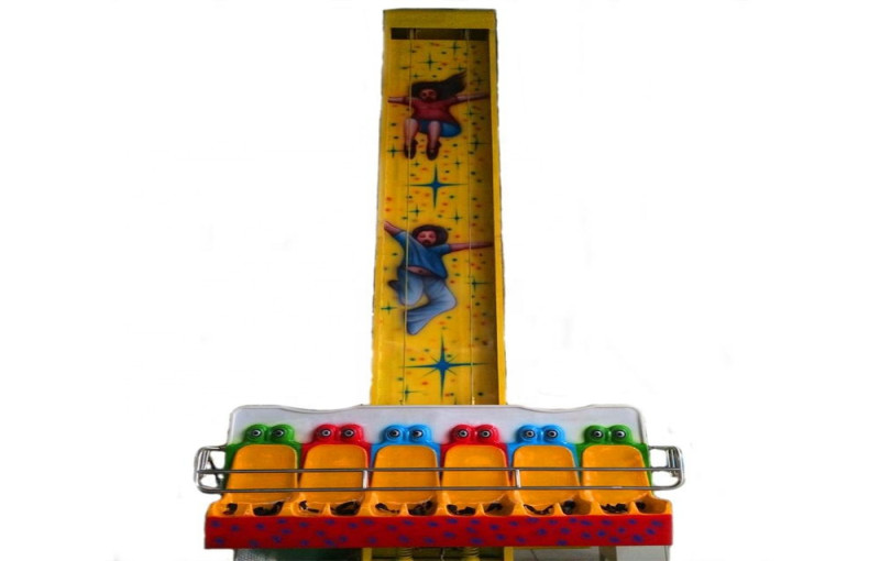 jumping frog hopper ride,carnival park ride,frog jump ride