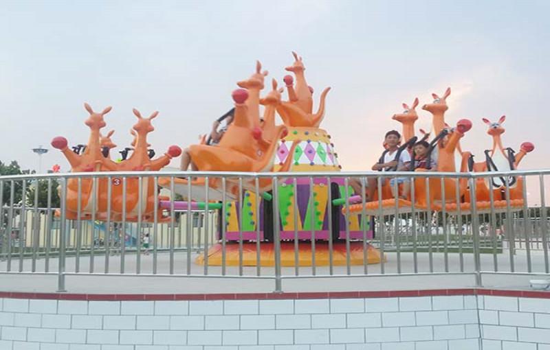 Happy Kangaroo Jumping Ride,Kangaroo Jump Ride,Jump Kangaroo Ride