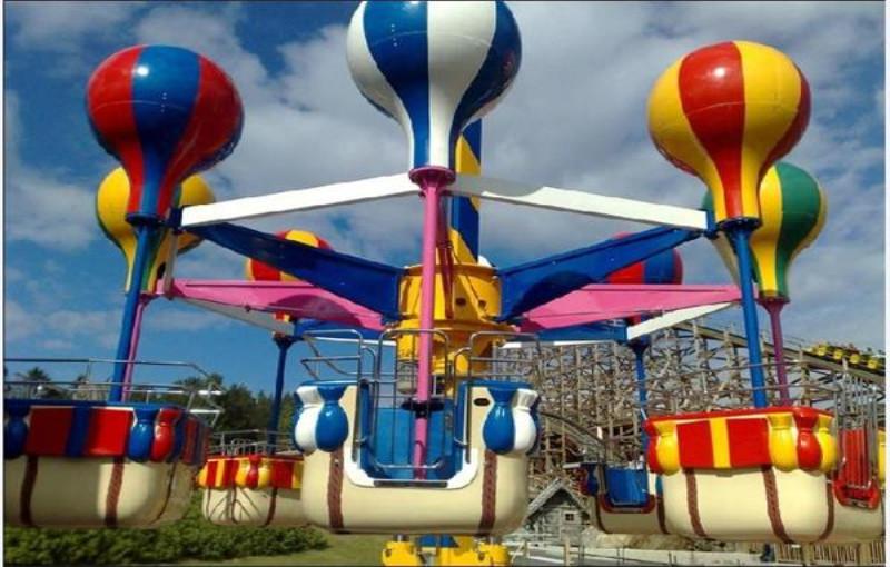 self control outdoor funfair ride,fairground rides,Samba balloon ride