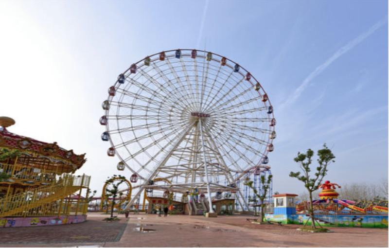 50m High Ferris Wheel Ride