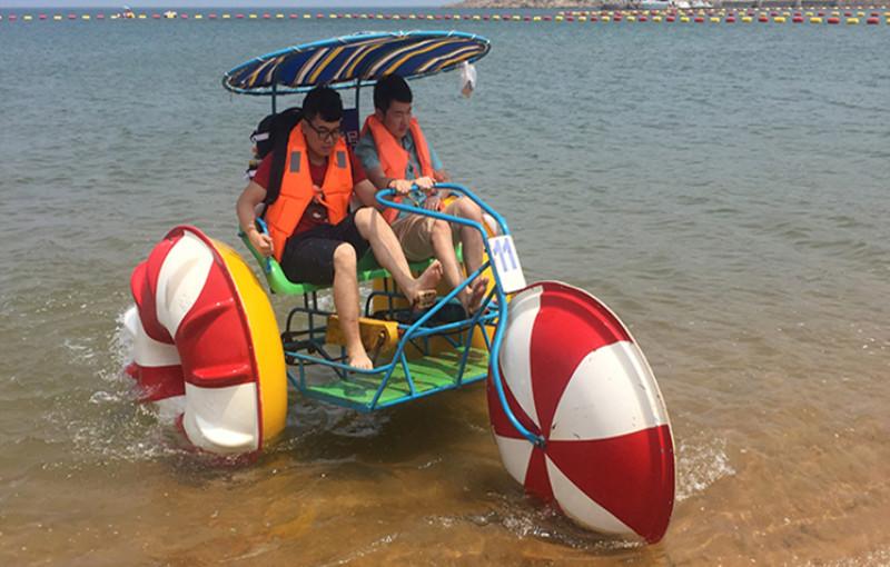 water park aqua bike tricycle,water tricycle
