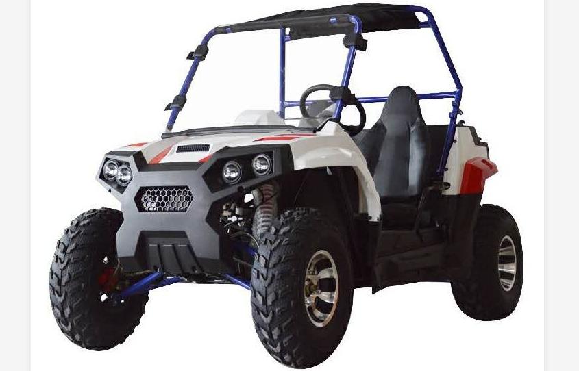 ATV Four-wheel motorcycle All-terrain vehicle Farmer's vehicle Electric UTV